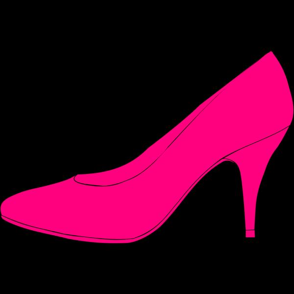 Pink Shoe PNG Clip art