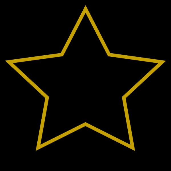 Star Shape PNG Clip art