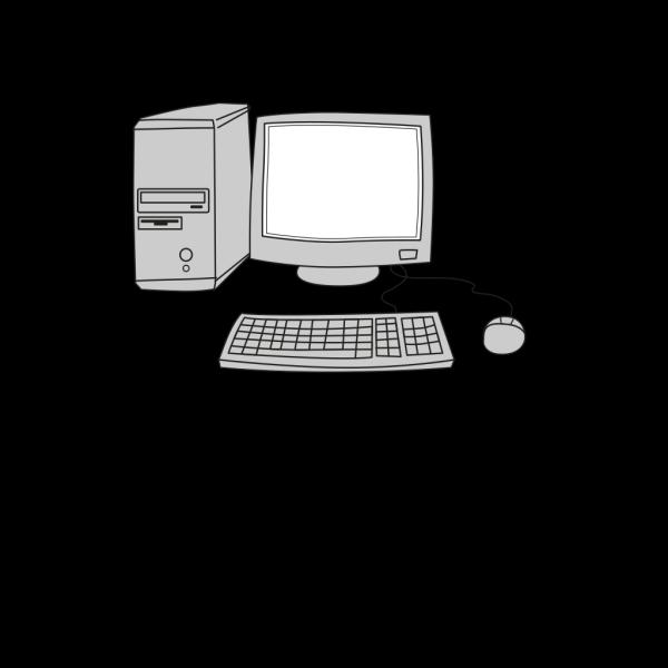 Computer Blank Screen PNG Clip art