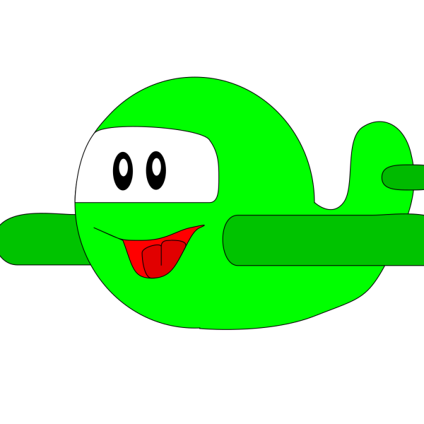 Cartoon Airplane PNG Clip art