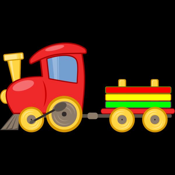 Cartoon Train PNG Clip art