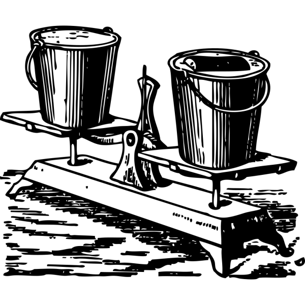 Displacement Experiment PNG Clip art