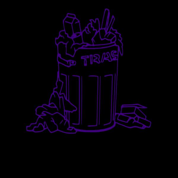 Rubbish Bin PNG Clip art