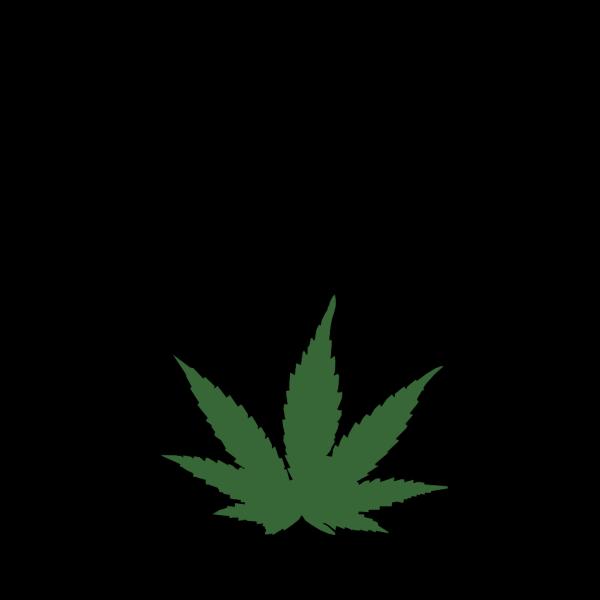 Marijuana Leaf PNG Clip art