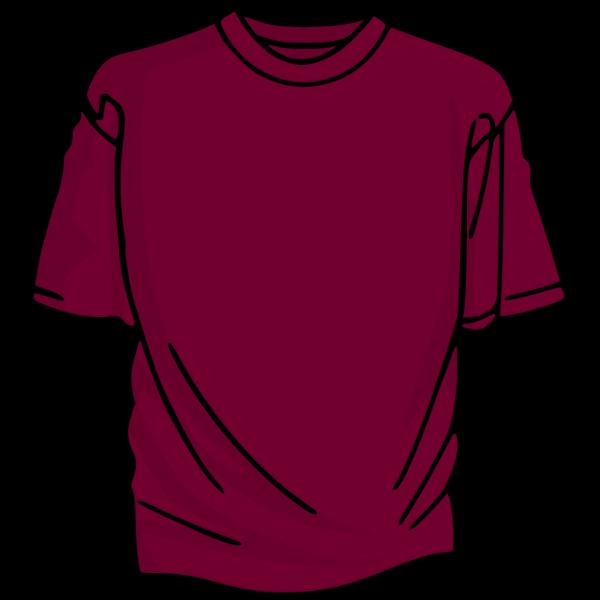 Violet T-shirt PNG Clip art