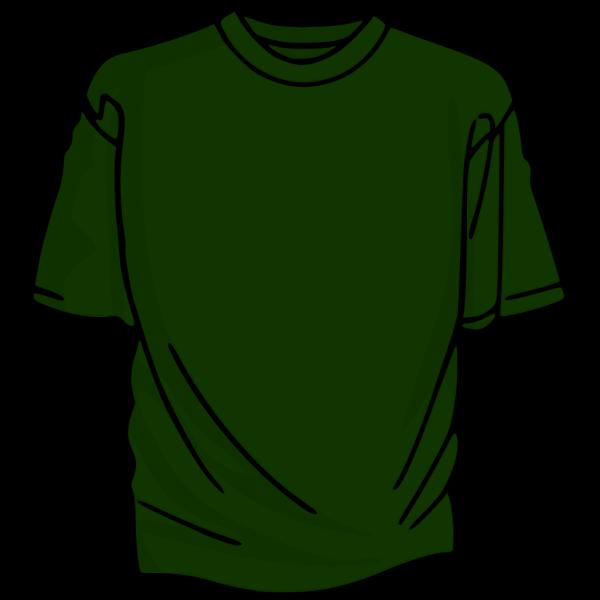 Green T-shirt PNG Clip art