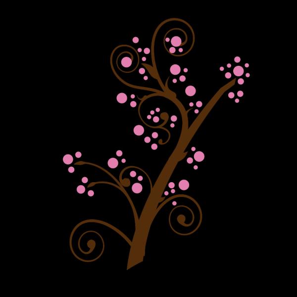 Plum Blossom Tree PNG Clip art