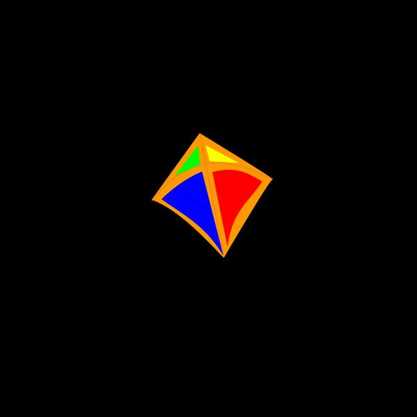Kitesurf Silhouette PNG Clip art