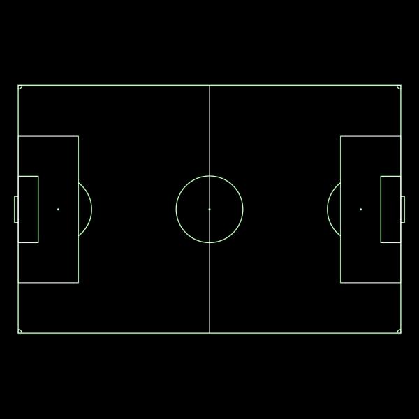 Soccer Field PNG Clip art