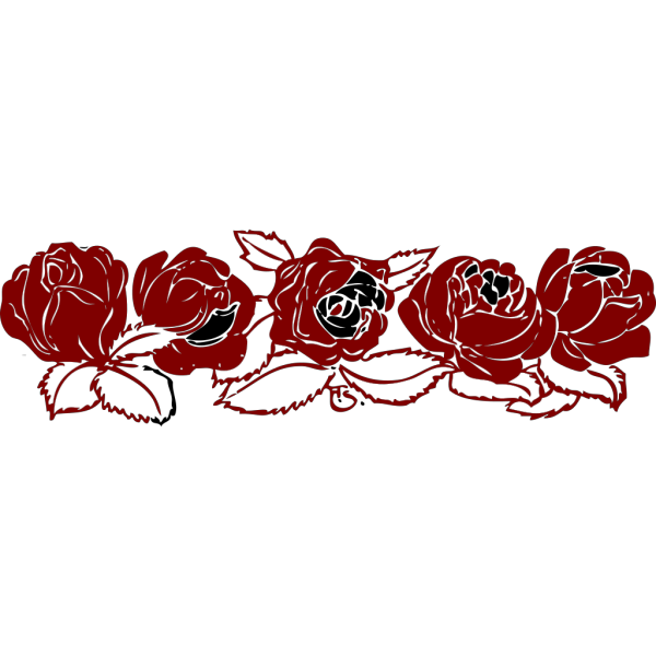 Bible Among Roses PNG images