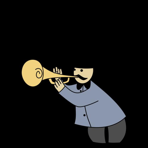 Trumpeter 2 PNG Clip art