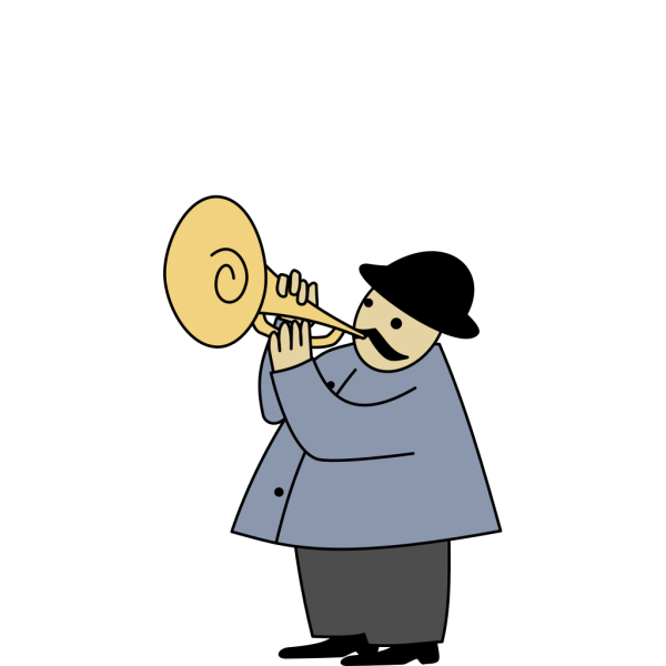 Trumpeter 1 PNG images