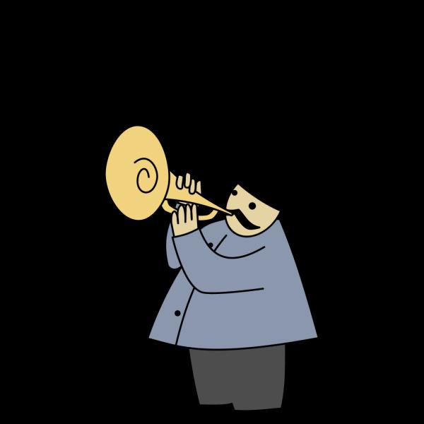 Trumpeter 1 PNG Clip art