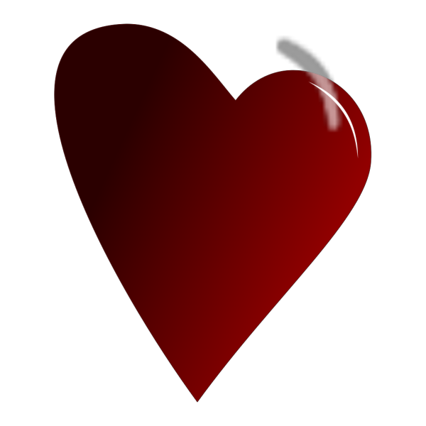 Valentines Heart PNG Clip art