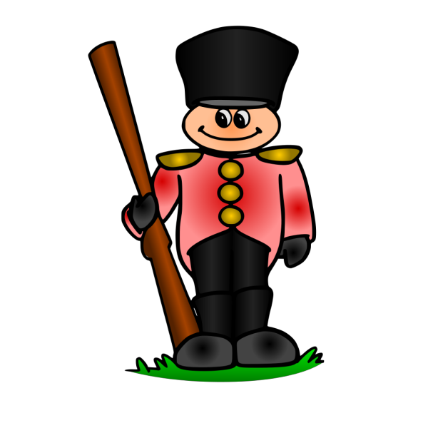 Tin Soldier PNG Clip art