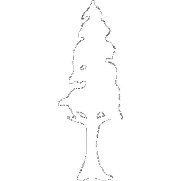 Wedding Tree For Invitation PNG icon