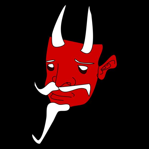 Evil Mask PNG Clip art