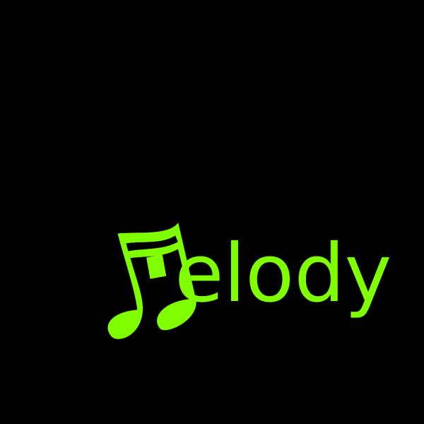 Cartoon Melody PNG icons