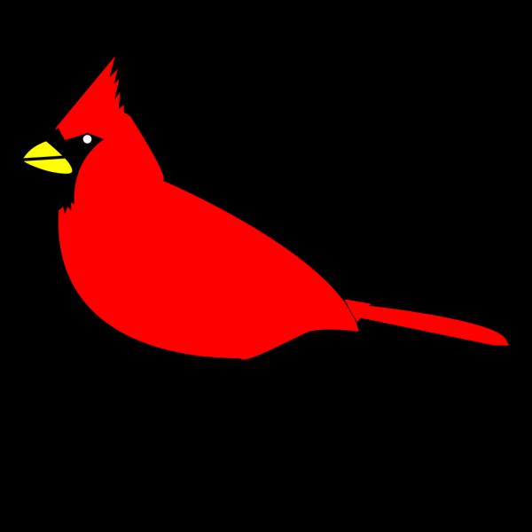 Cardinal Bird PNG Clip art
