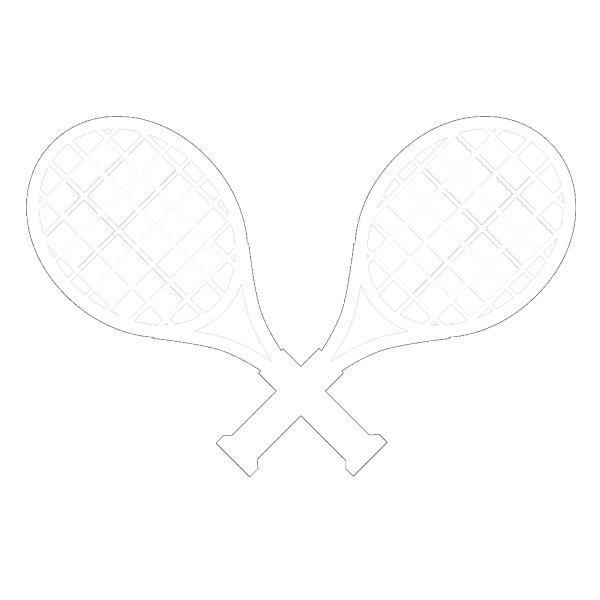 Dueling Rackets PNG Clip art