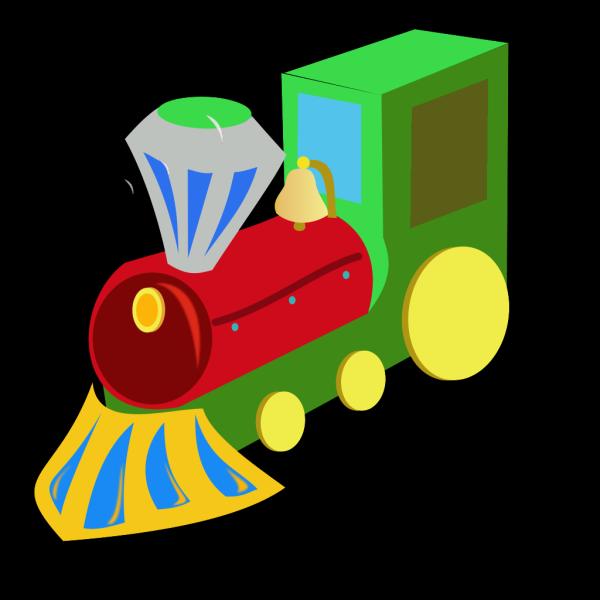 Train Engine PNG Clip art