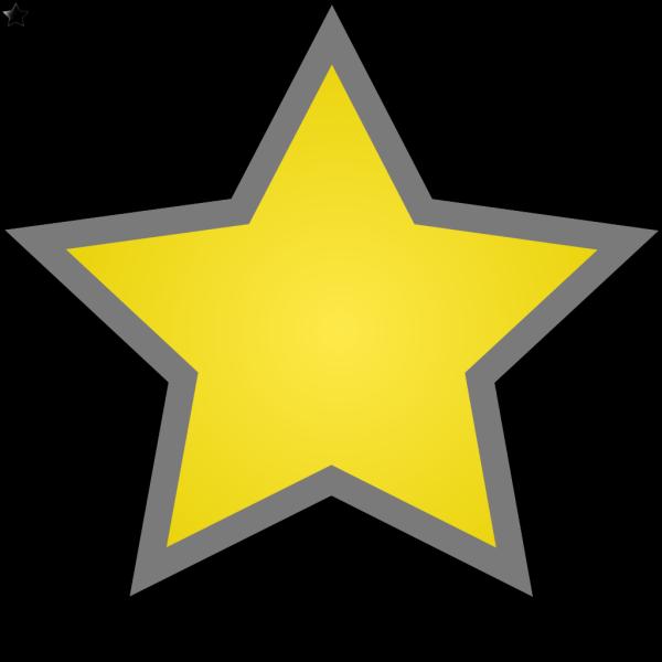 Star Gray PNG Clip art