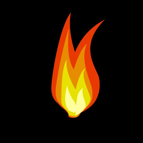 Mini Fire PNG Clip art