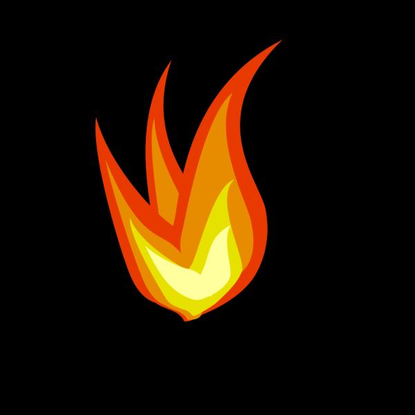 Mini Fire 2 PNG Clip art