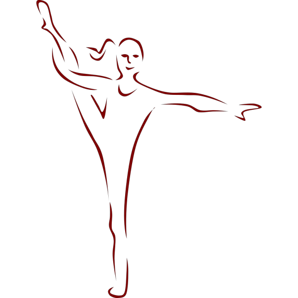 Dancer Silhouettes PNG images