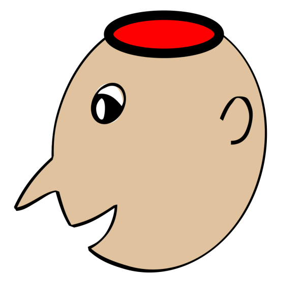 Face With Cap PNG Clip art