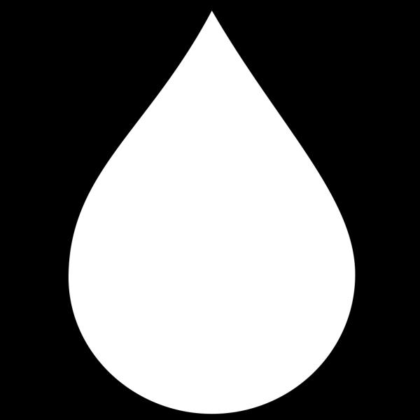 Tear Drop 2 PNG Clip art
