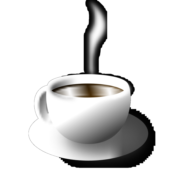 Small Cup Of Coffee PNG Clip art
