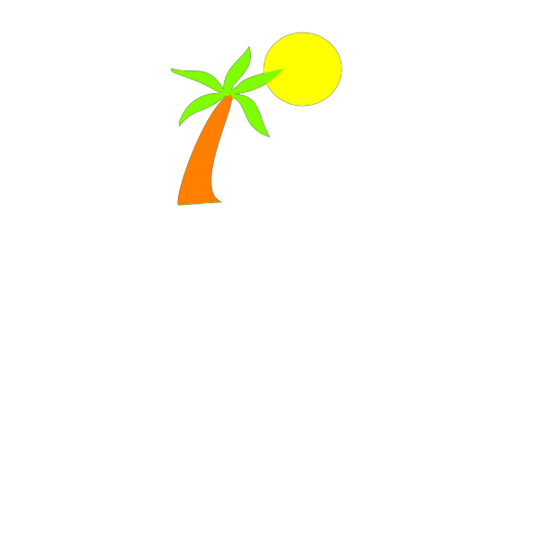Tree Fun 322 PNG Clip art