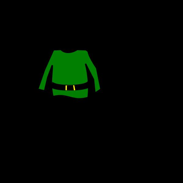 Elf Shurt PNG Clip art