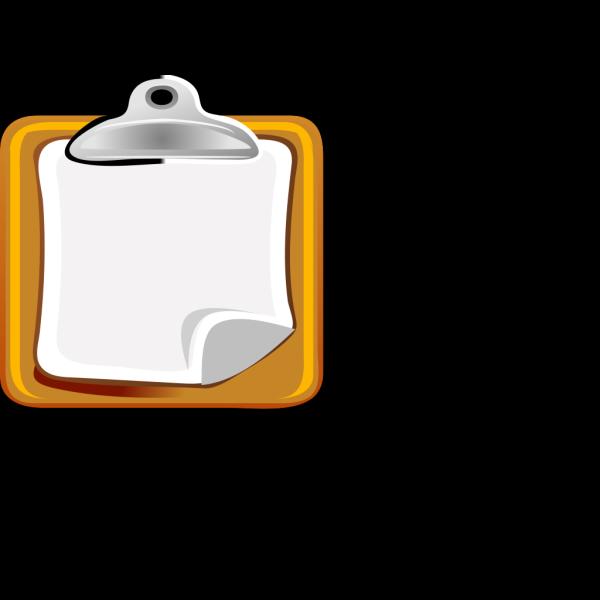 Blank Clipboard PNG Clip art