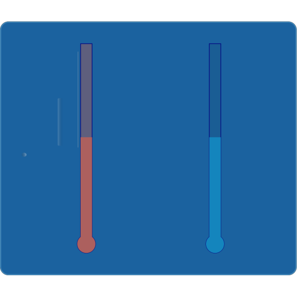 Thermometers PNG Clip art