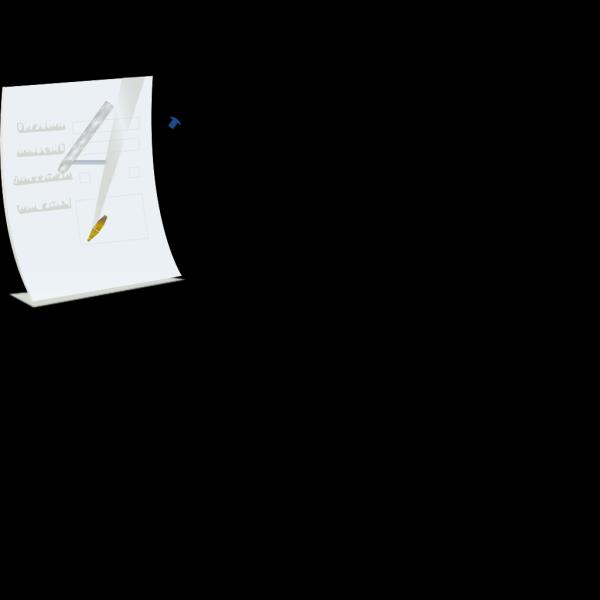 Request Form PNG Clip art