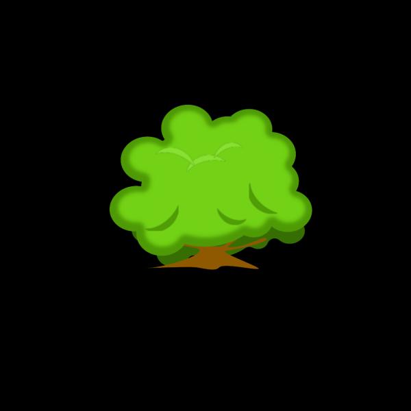 Soft Bush PNG Clip art