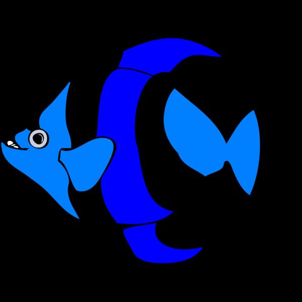 Peixe Listrado 03 PNG Clip art