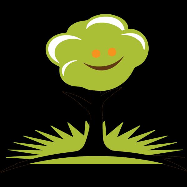 Sapling Logo PNG Clip art