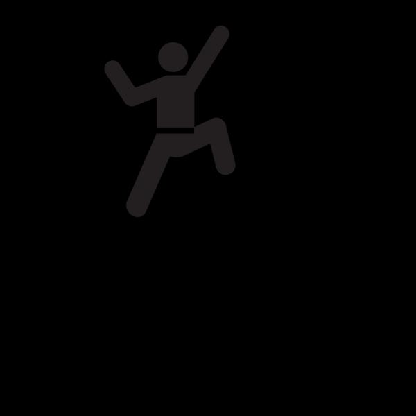 Climbing Man PNG Clip art
