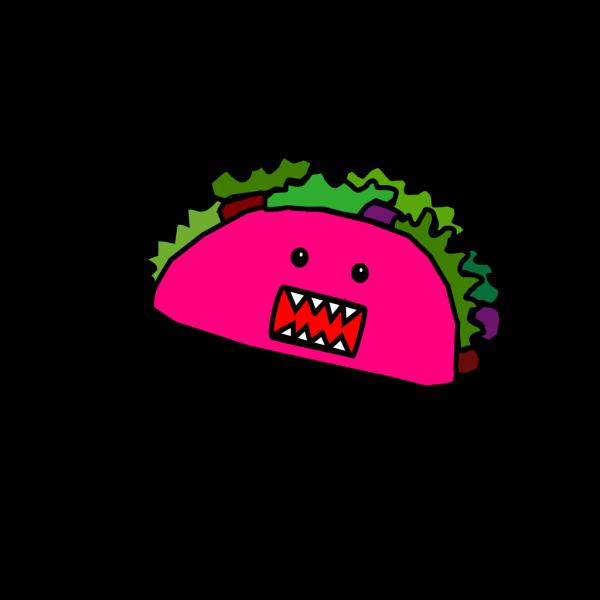 Taco Mae PNG Clip art