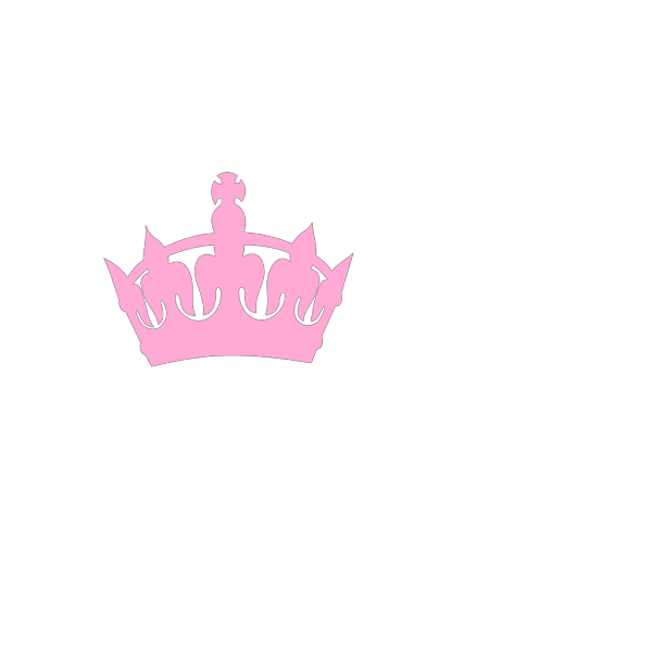 Pink Tiara Cartoon PNG Clip art