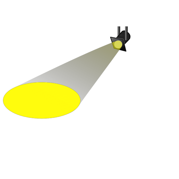 Stage Light PNG icon
