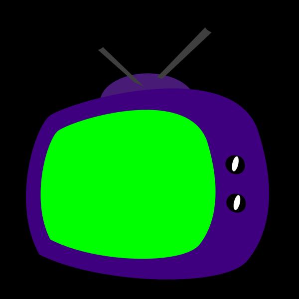 Television Set PNG Clip art