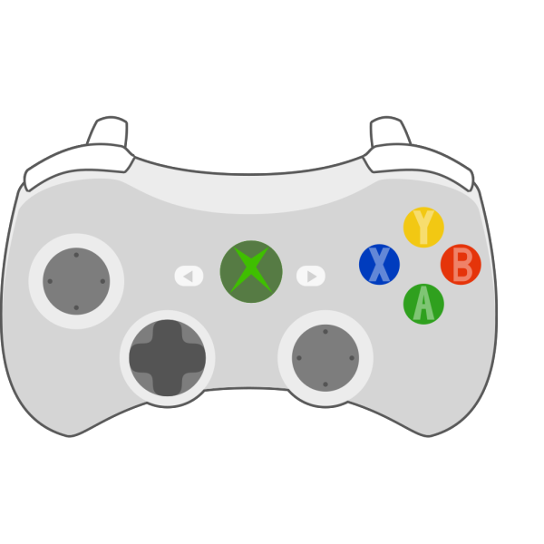 Xbox Controller PNG clipart