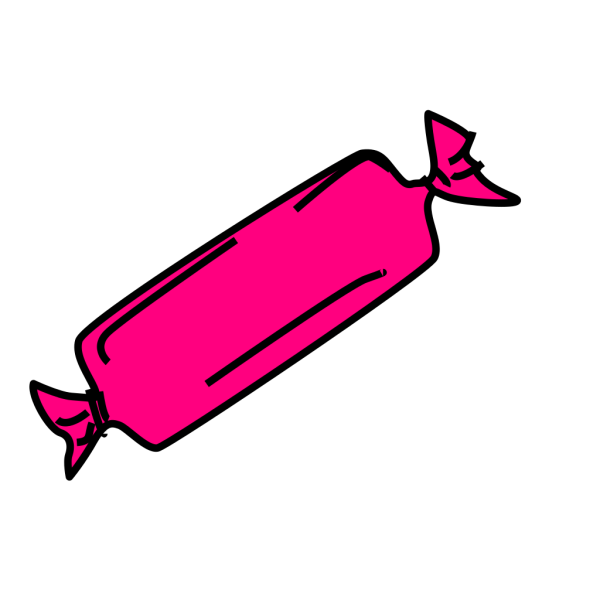 Pink Candy Bar PNG Clip art