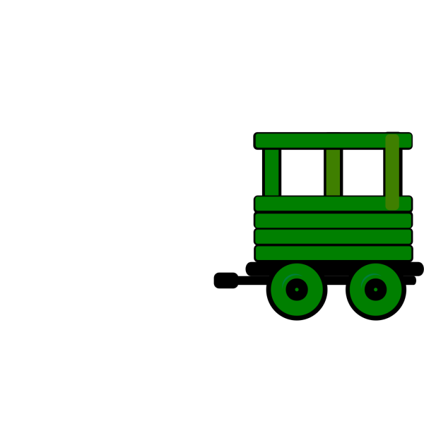 Toot Toot Train Carriage 6  PNG Clip art