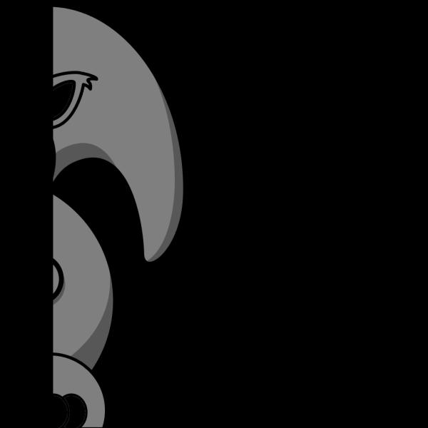 Squirrel Grey PNG Clip art