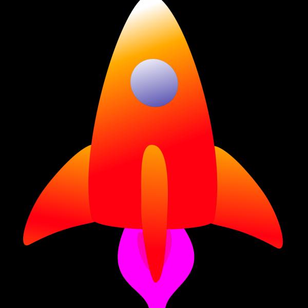 Vertical Rocket PNG Clip art